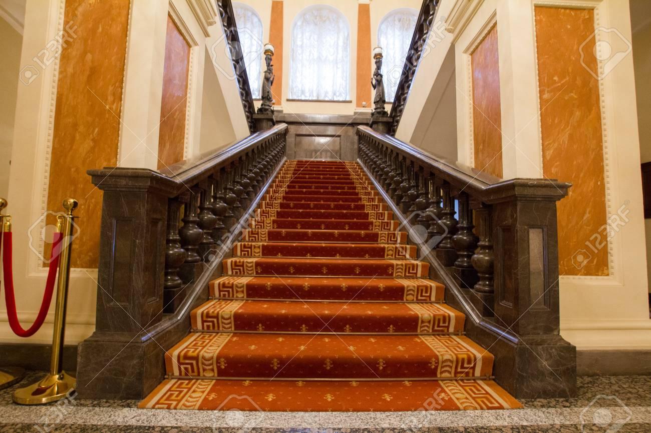 Kasan Russland 16 Januar 2017 City Hall Luxus Und Schone