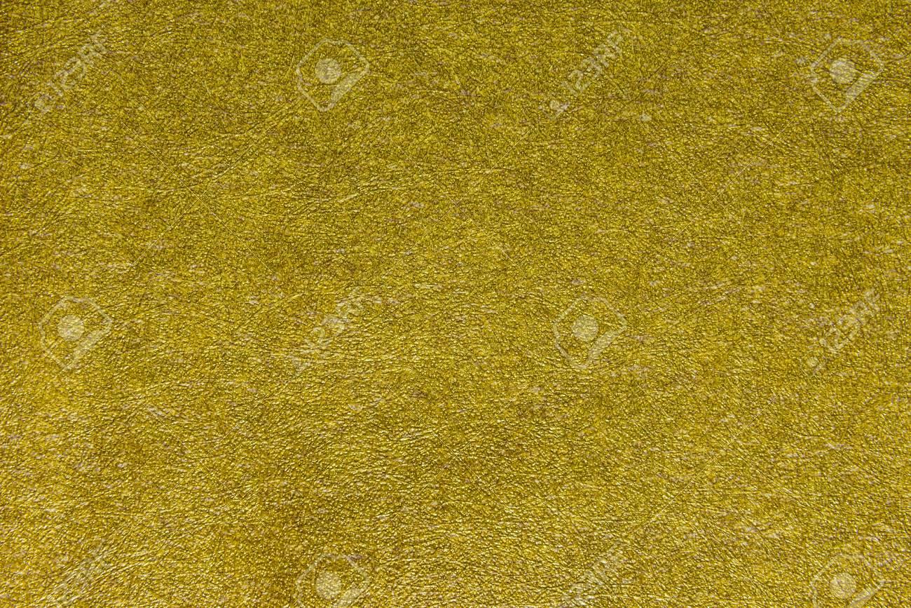Gold Textured Wallpaper Art For Interiors Design Work