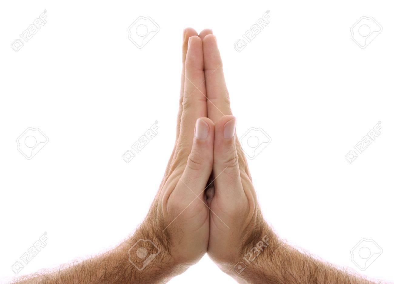 A mans hand is shown in yoga anjali mudra and is used as a stock a mans hand is shown in yoga anjali mudra and is used as a salutation or m4hsunfo