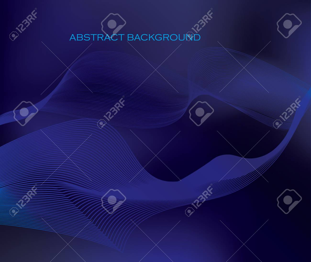 Flowing Stylish Trendy Bright Modern Smooth Attractive Design Wallpaper Wave Background Vector Backdrop Abstract Art Motion Technology