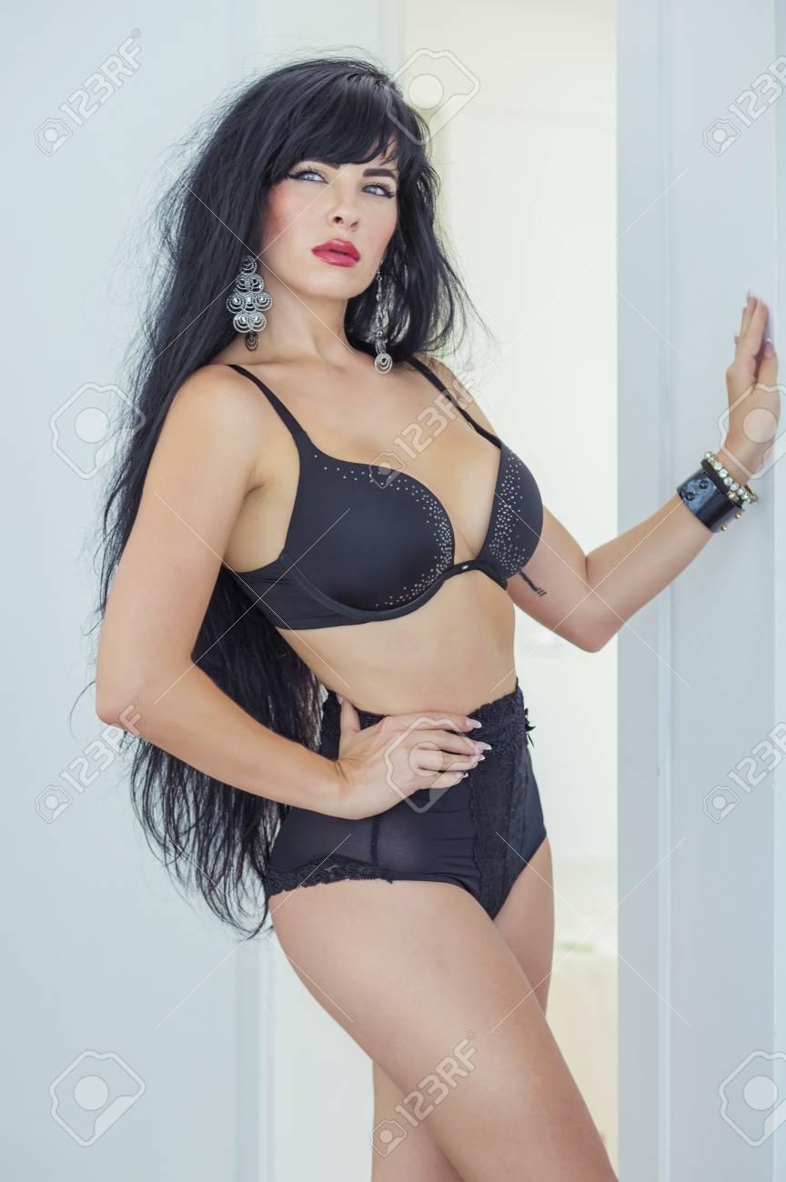 Sexy Latina Shemale Creampie