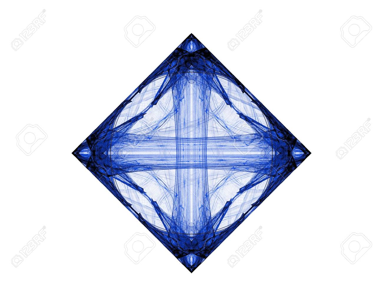 abstract fractal Stock Photo - 2508253