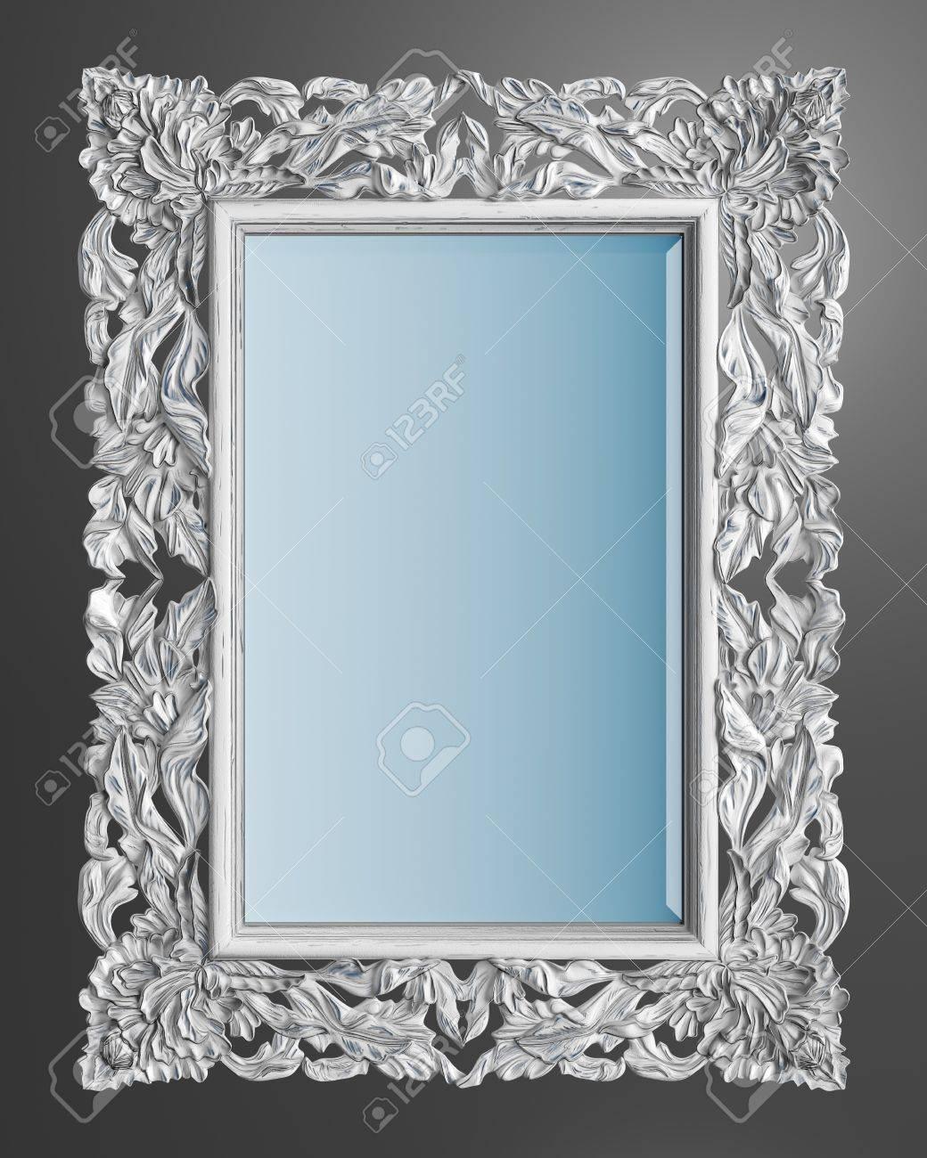 Specchio Barocco Argento. Good Classic Mirror Bisel With Specchio ...