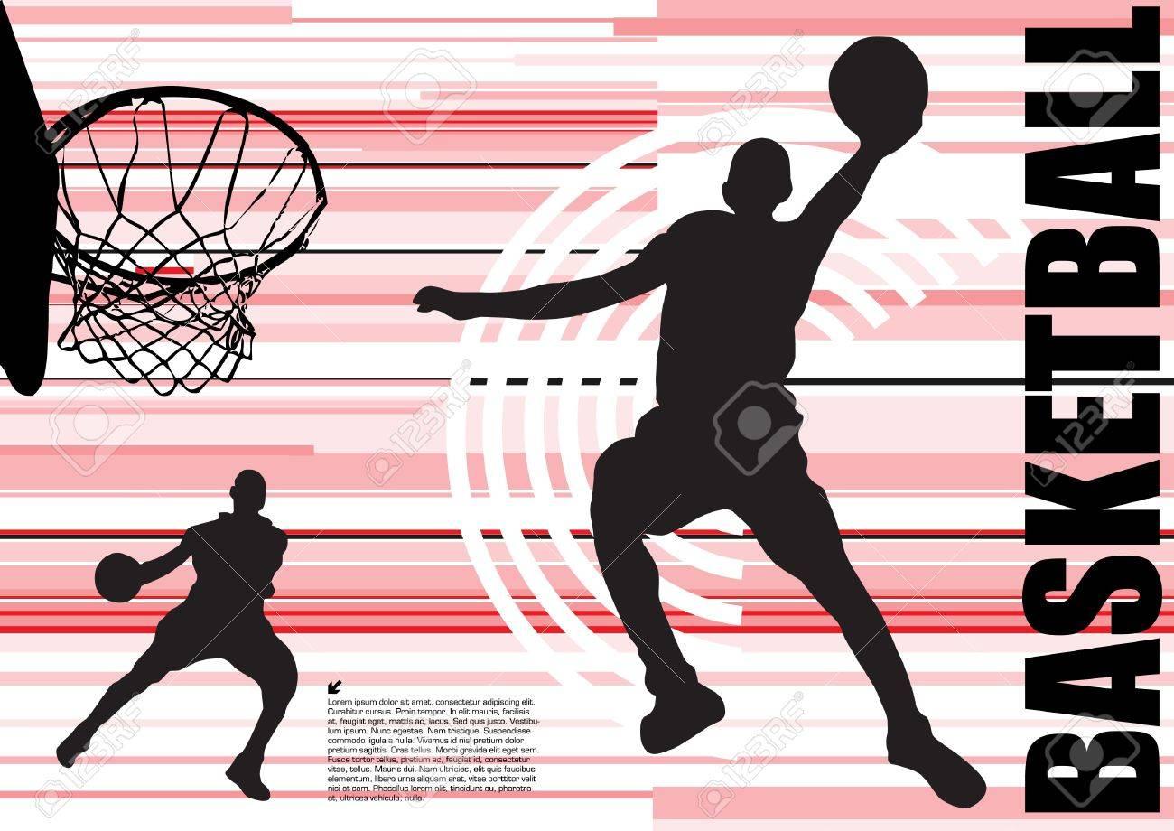 Basketball Vector Kliparty Vektory I Nabor Illyustracij Bez Oplaty