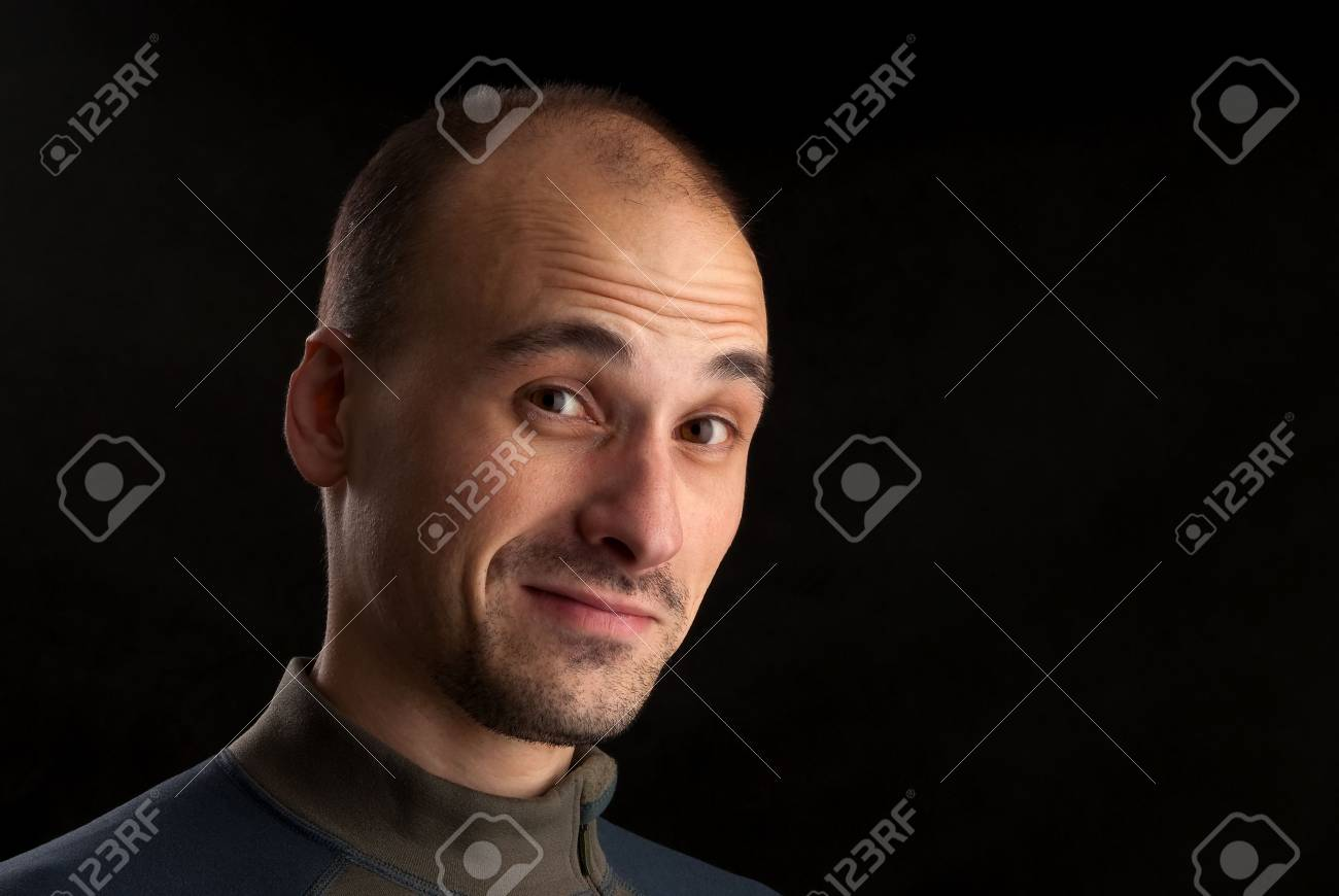 portrait of handsome young man Stock Photo - 6024054