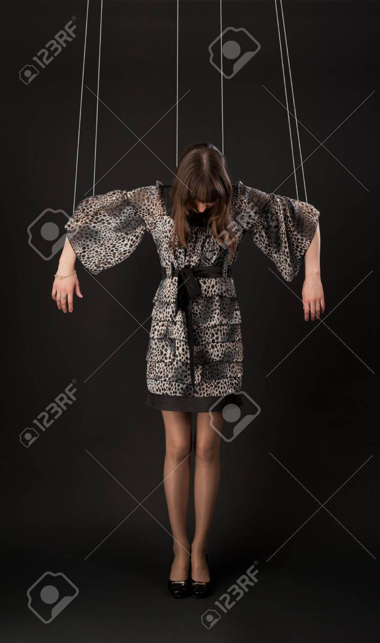 marionette Stock Photo - 9359504