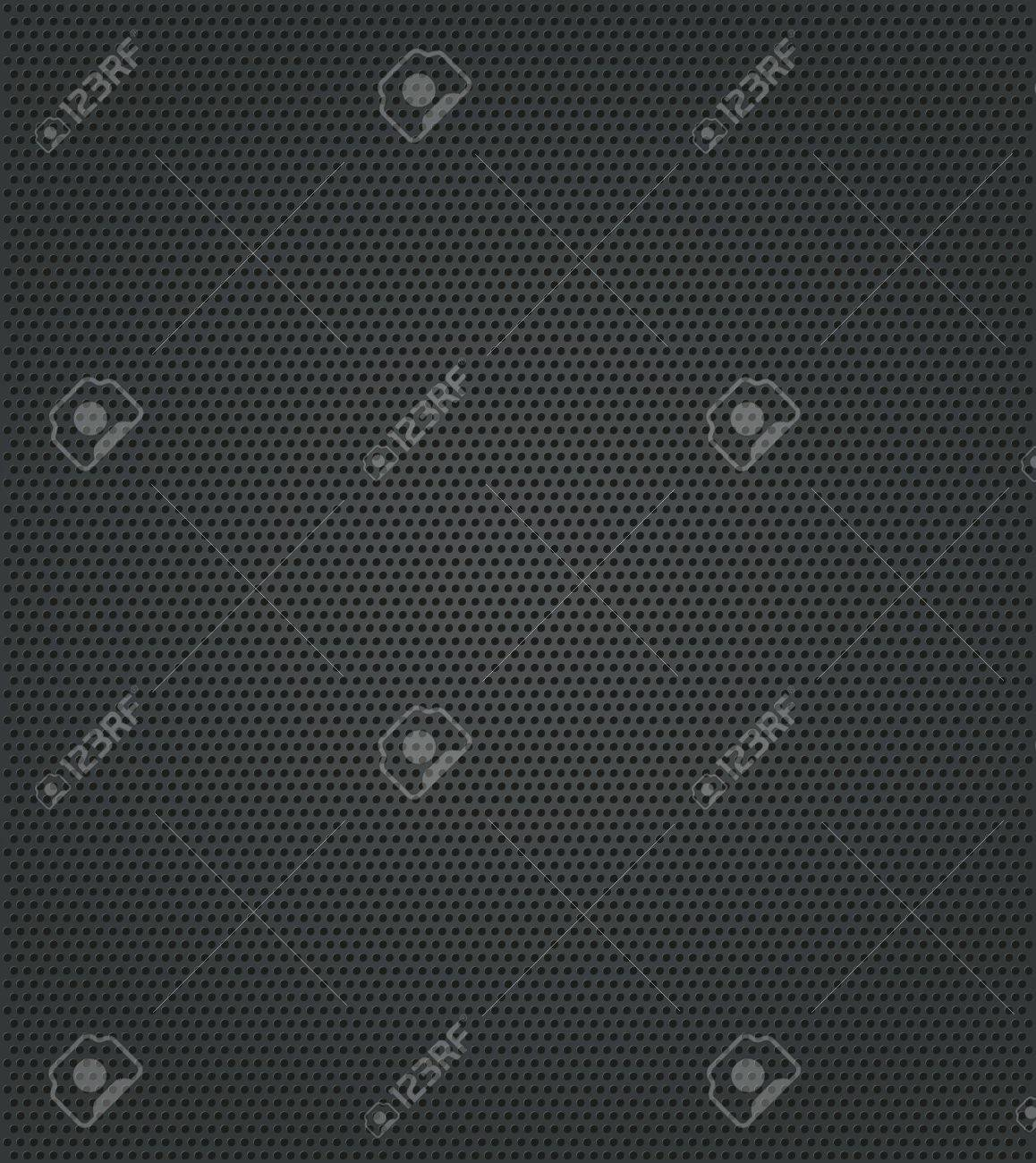 hole metal texture. Vector Illustration Stock Vector - 13842164