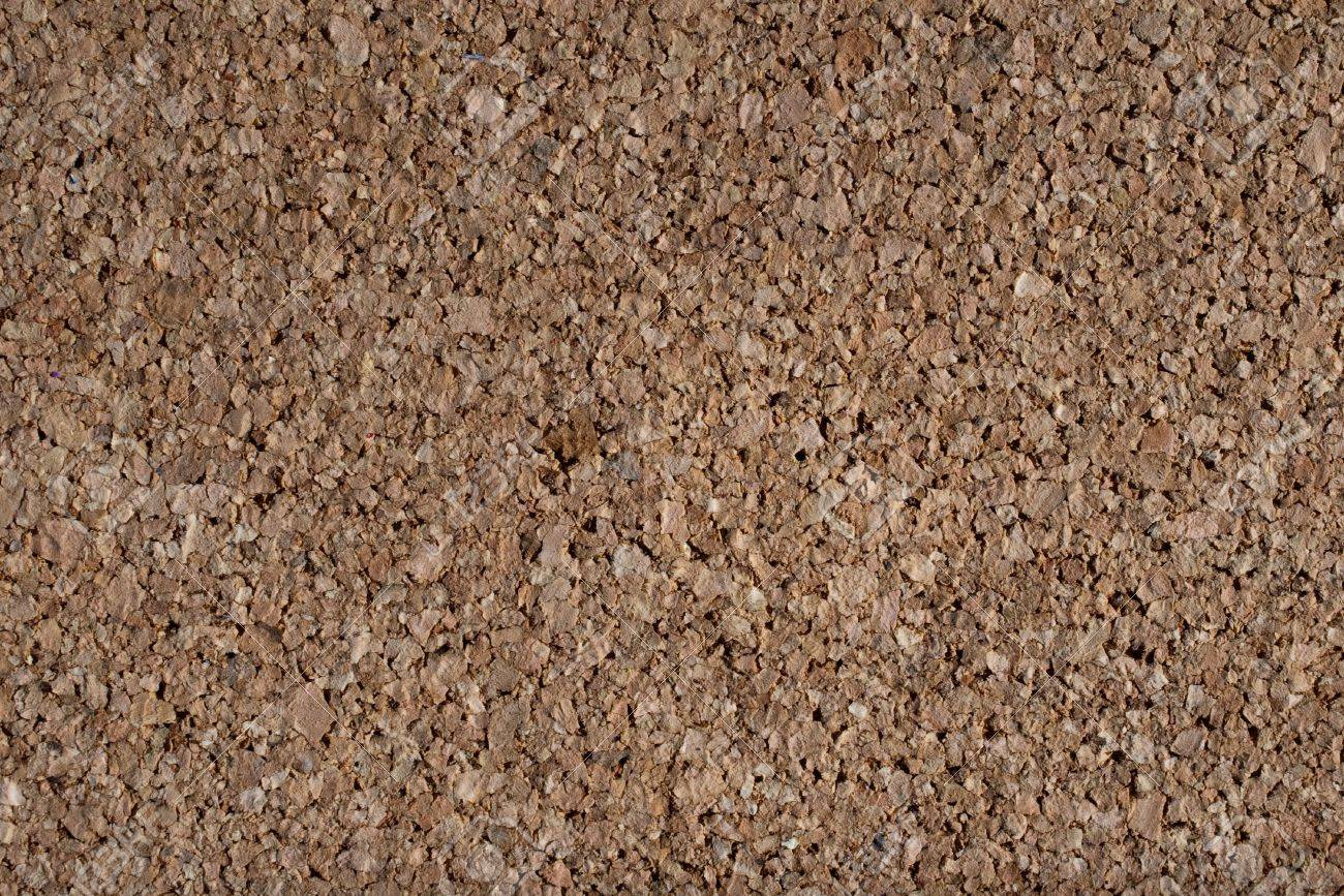 natural brown cork plate texture Stock Photo - 4674875