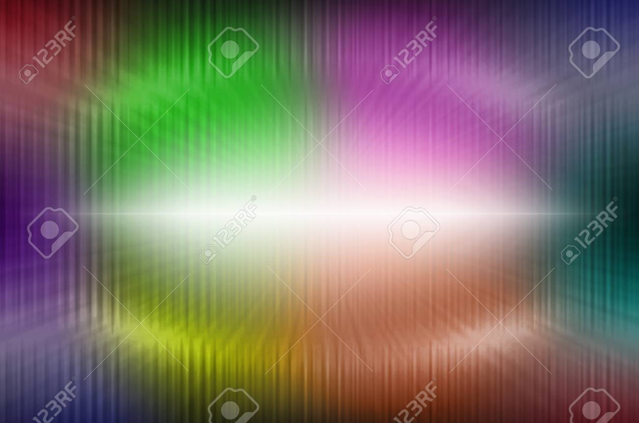 Abstract backgrouds colorful rainbow Stock Photo - 18197610