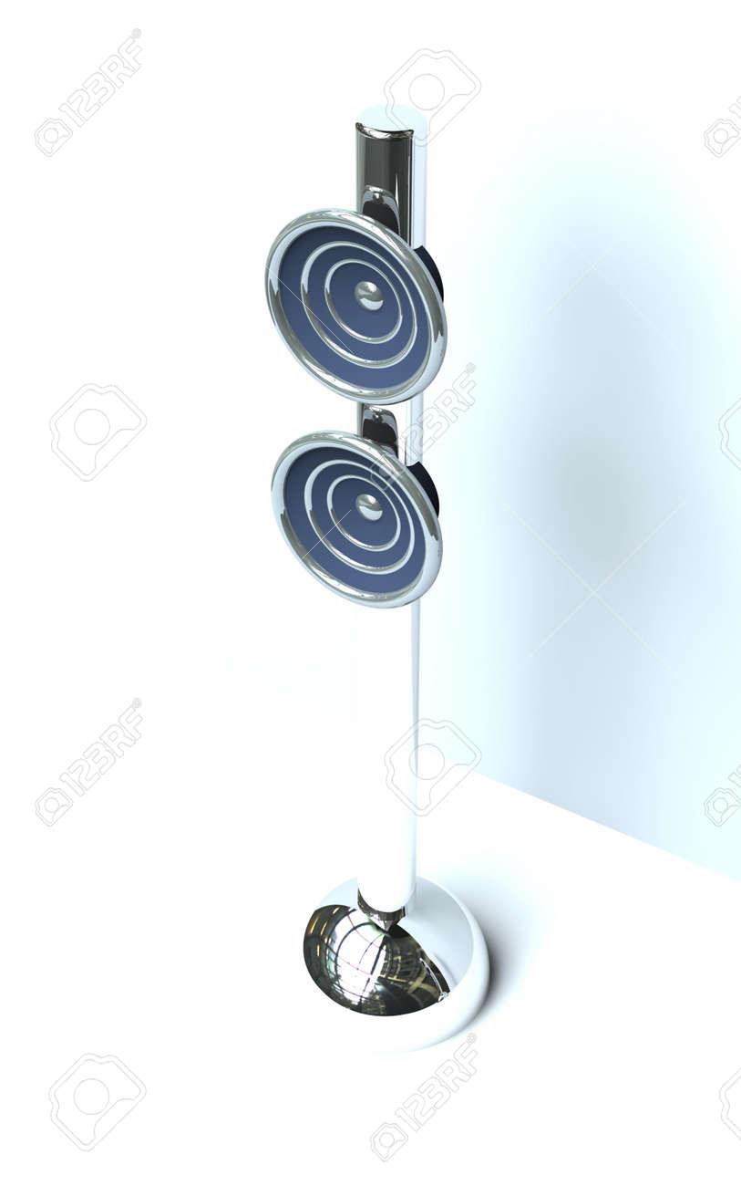 Design Speaker Stock Photo - 2479288