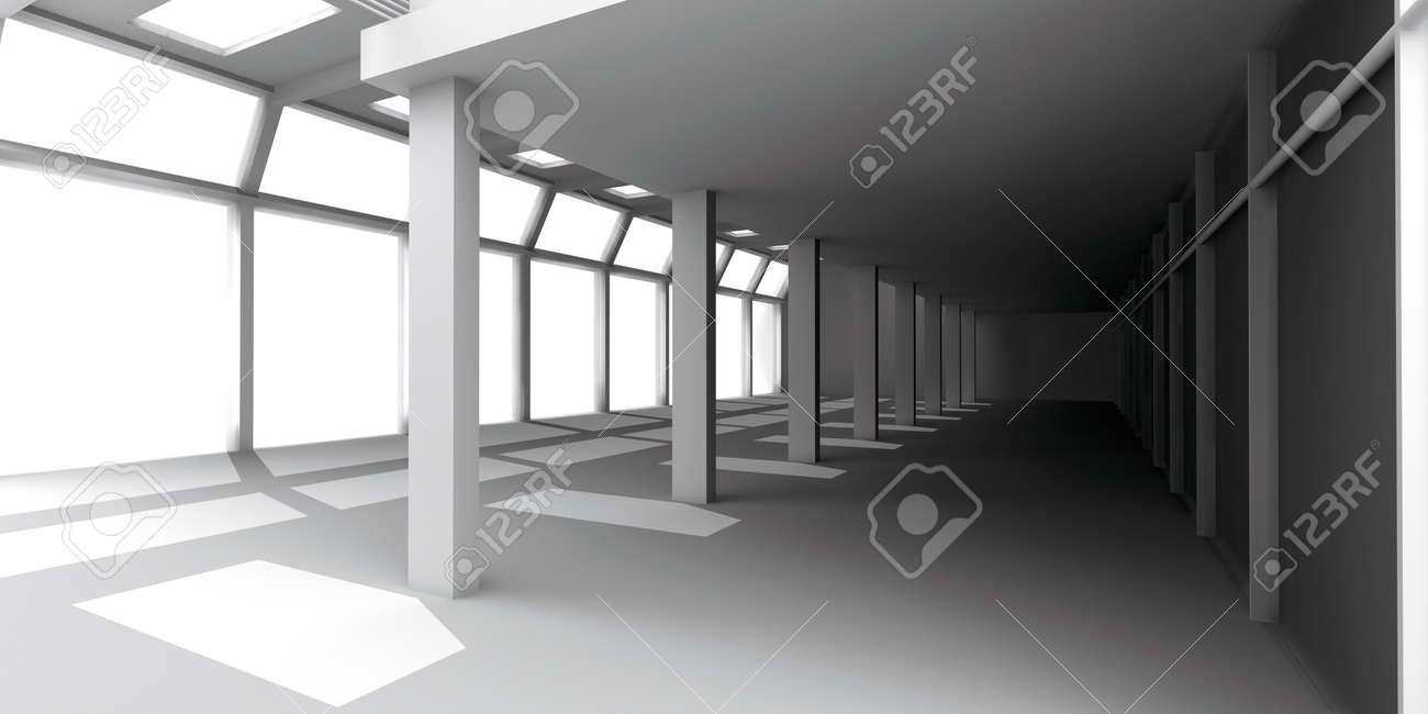 Entrance Hall Interior Stock Photo - 3633796