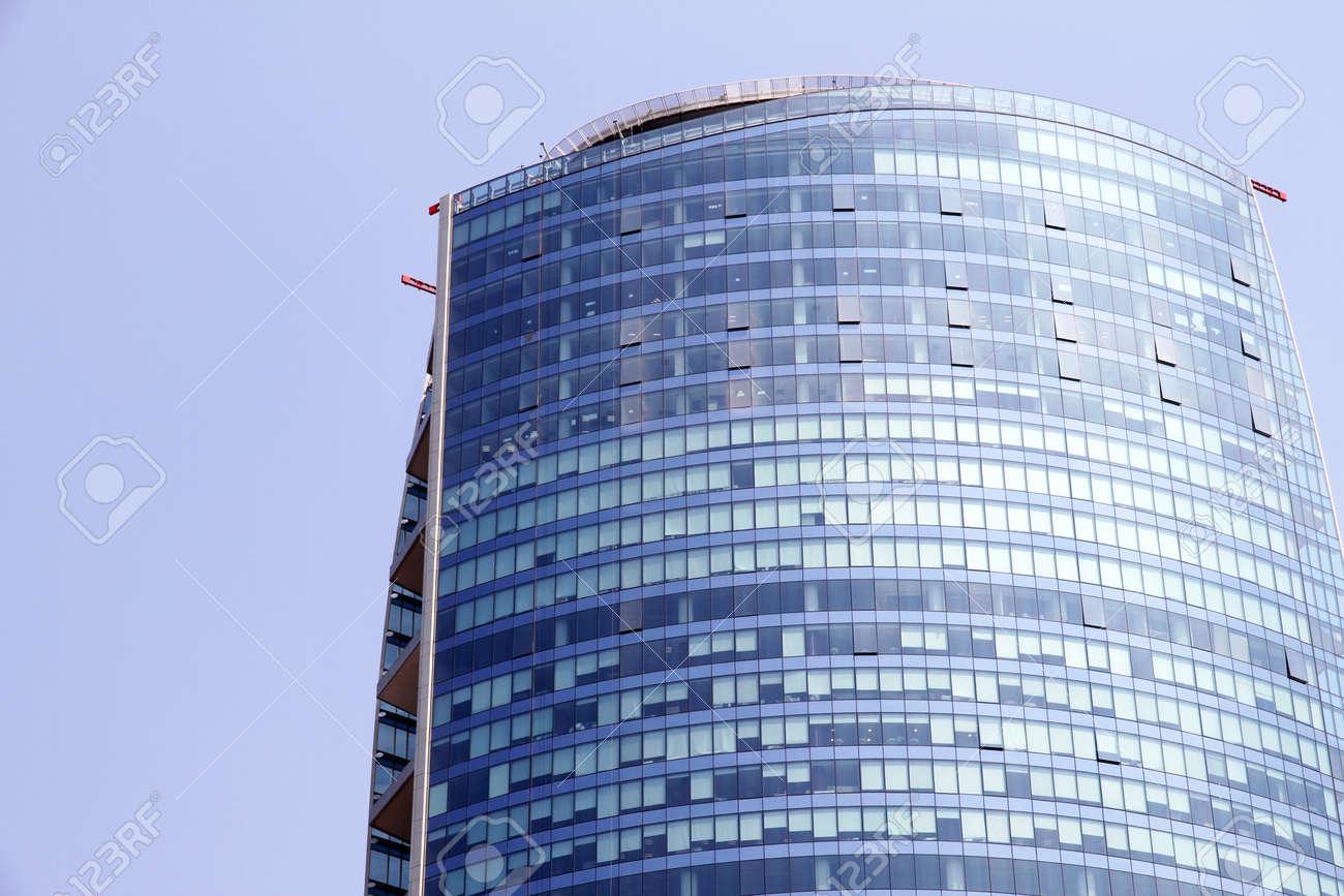 Moderne architektur in santiago de chile chile südamerika lizenzfreie bilder 12342743