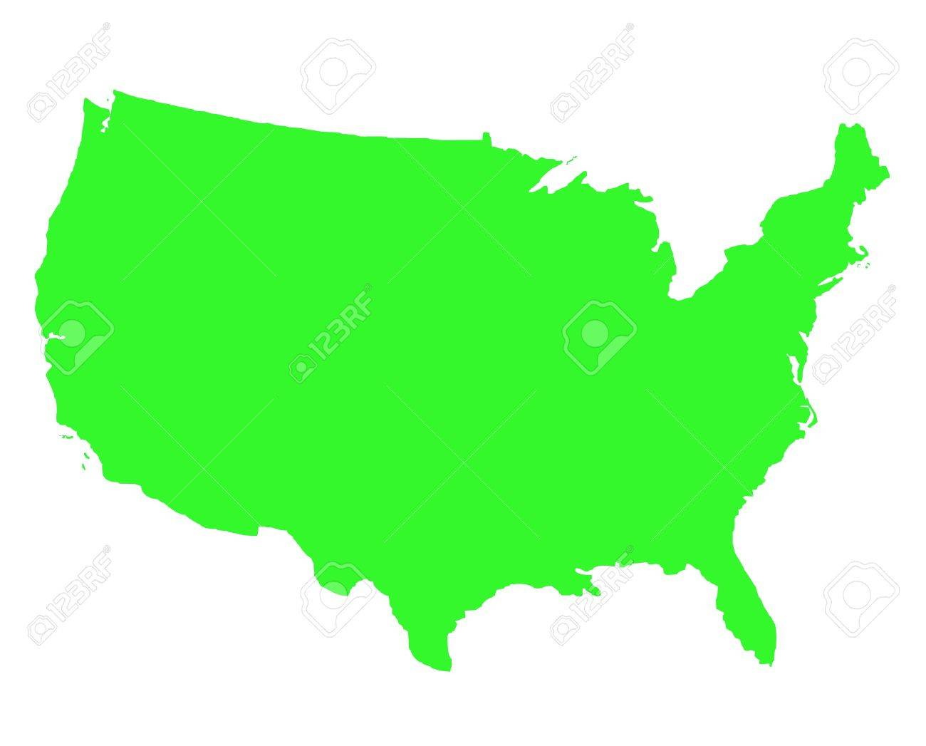 Free Interactive Us Map - Interactive us map color states