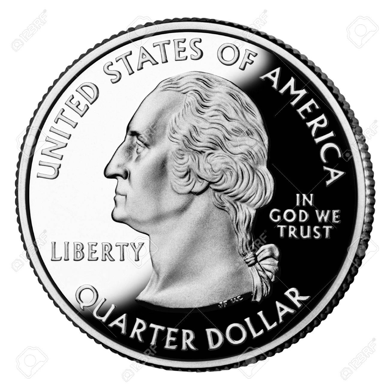 us coin  United States or  U.s. Coins Black And White