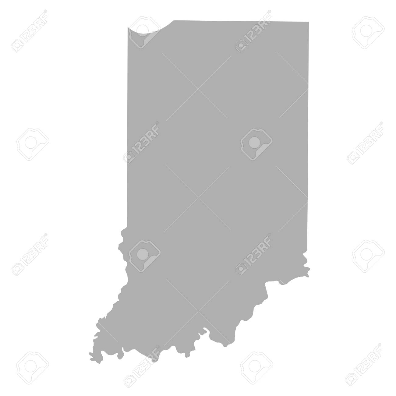 Indiana State map isolated on a white background, USA. on new mexico map usa, virginia map usa, oregon map usa, indiana road map of usa, akron map usa, indiana on map, united states political map usa, indiana city usa, tulsa map usa, oklahoma map usa, michigan map usa, montana map usa, yale map usa, columbia map usa, kentucky map usa, minnesota map usa, show map of indiana usa, iowa map usa, mississippi map usa, evansville map usa,