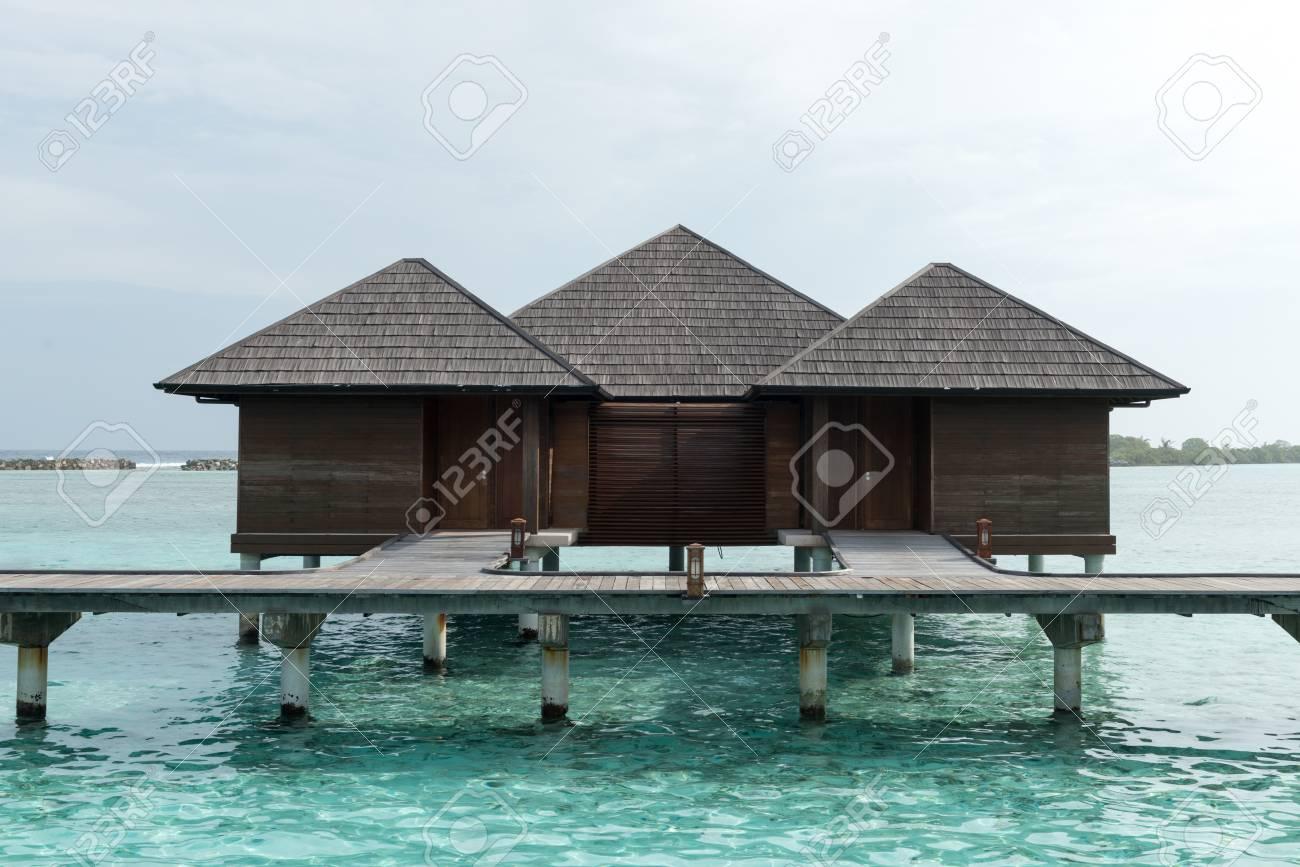 Male Maldives February 19 2016 Maldives Beautiful Water