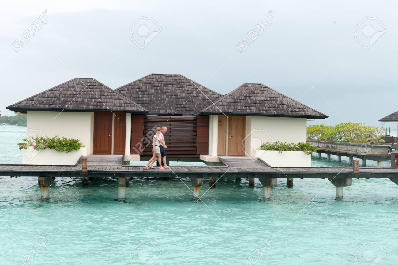 Male Maldives February 18 2016 Maldives Beautiful Water