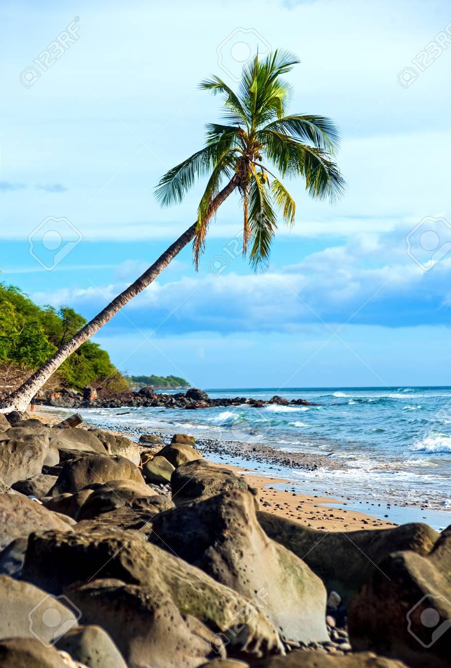 Makena State Park Beach Maui Island Hawaii