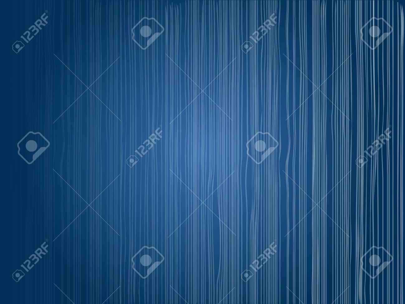 Illustration of wiggly vertical lines on blue. - 9757253