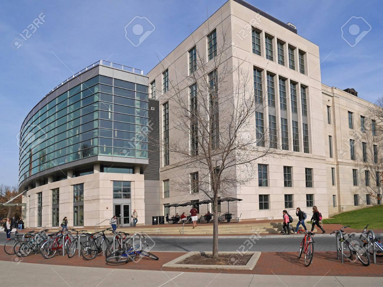 COLUMBUS OHIO USA Ohio State University Is One Of - Largest university in usa