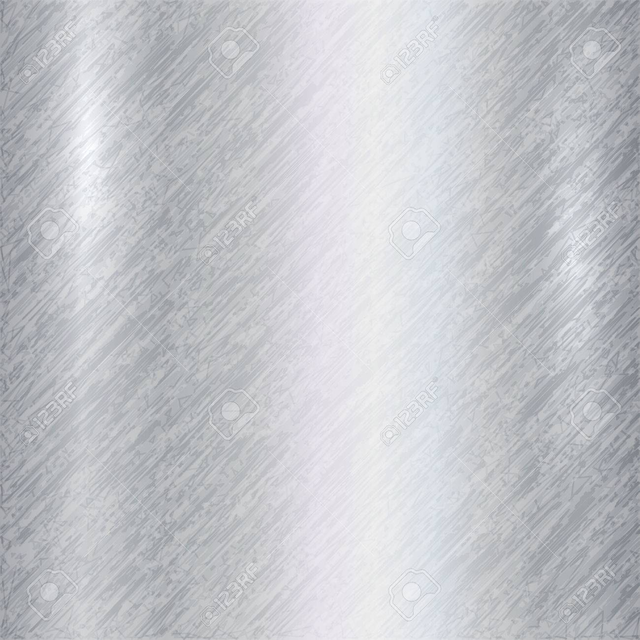 b42e87d54e4c Vector Abstract Metallic Silver Background With Scratches Royalty ...