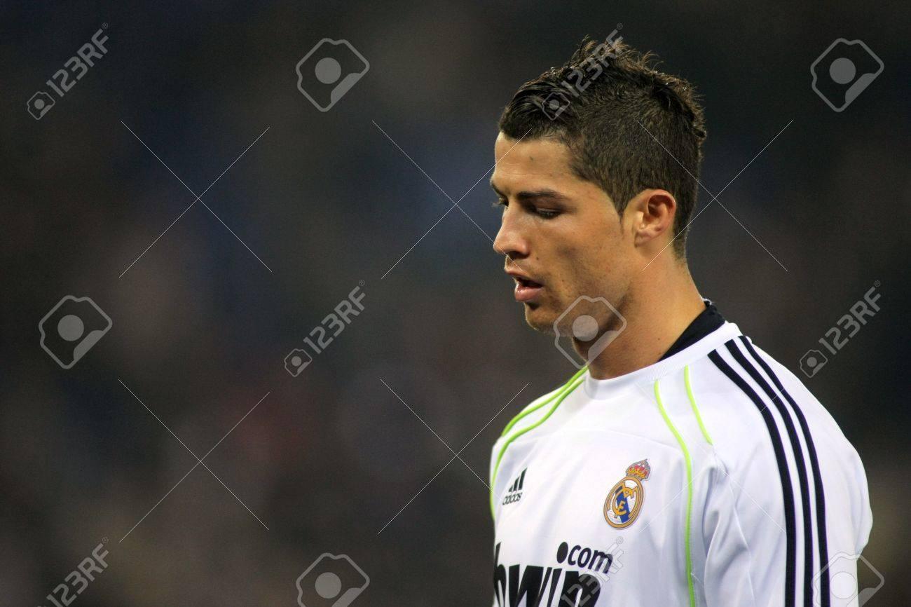 da2bdbd86 Cristiano Ronaldo of Real Madrid during a spanish league match between  Espanyol and Real Madrid at