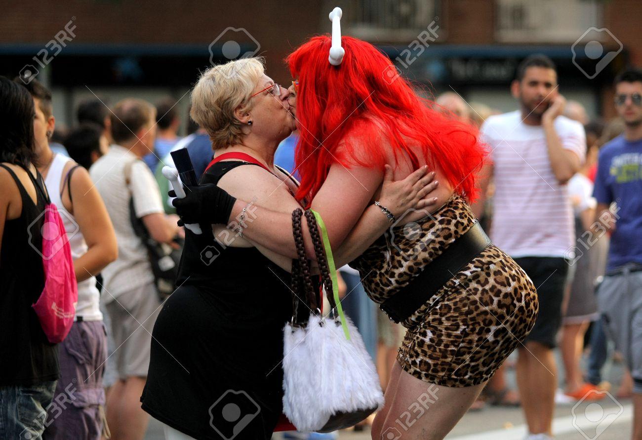 Думаю, фестиваль лесбиянок может