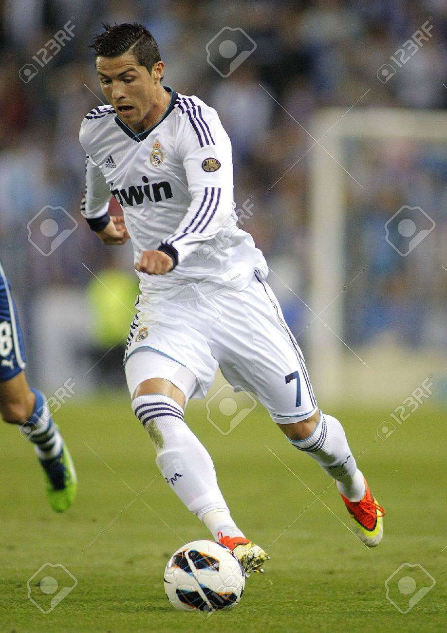 add965c9b Cristiano Ronaldo of Real Madrid during the Spanish League match between  Espanyol and Real Madrid at