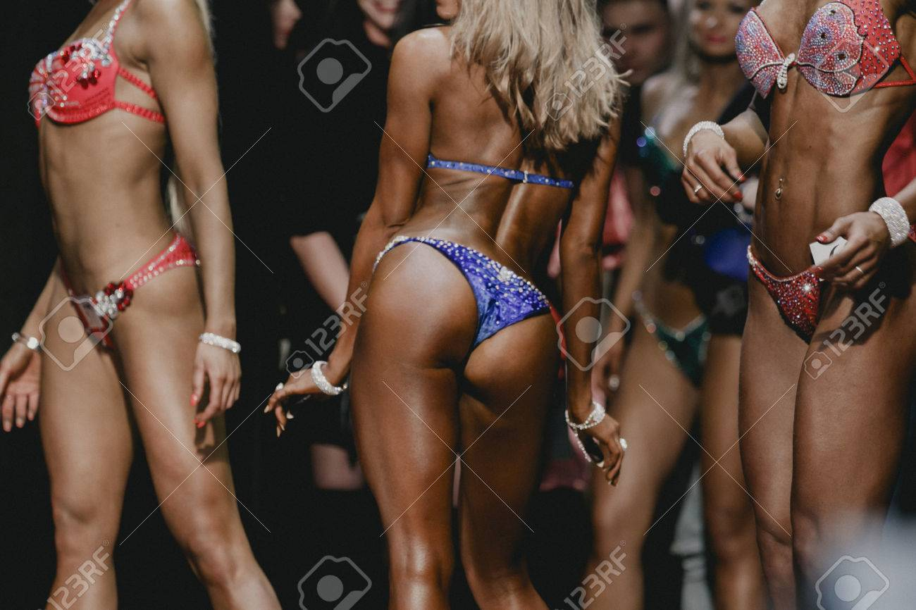 Bikini competition contributors