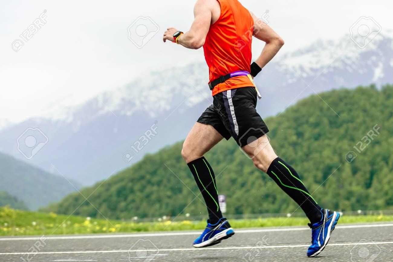 compression socks running