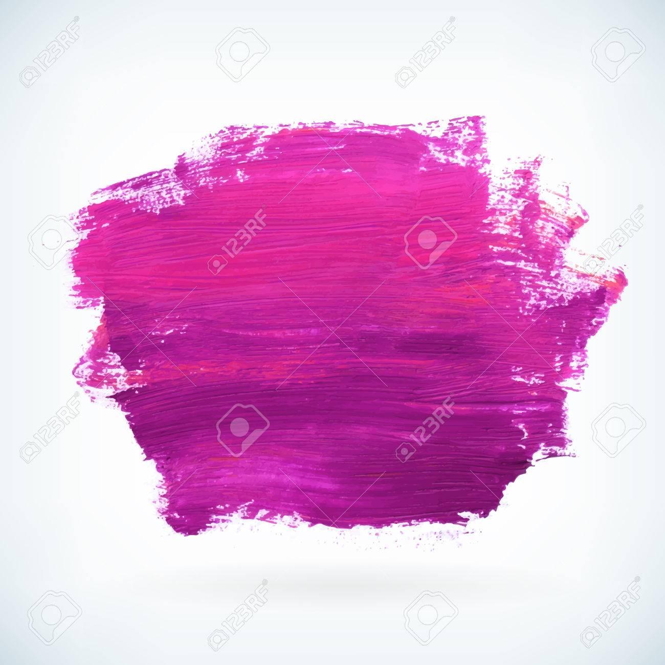 Pinceau à Peinture Sèche à Peinture Violette Peinture à Laquarelle
