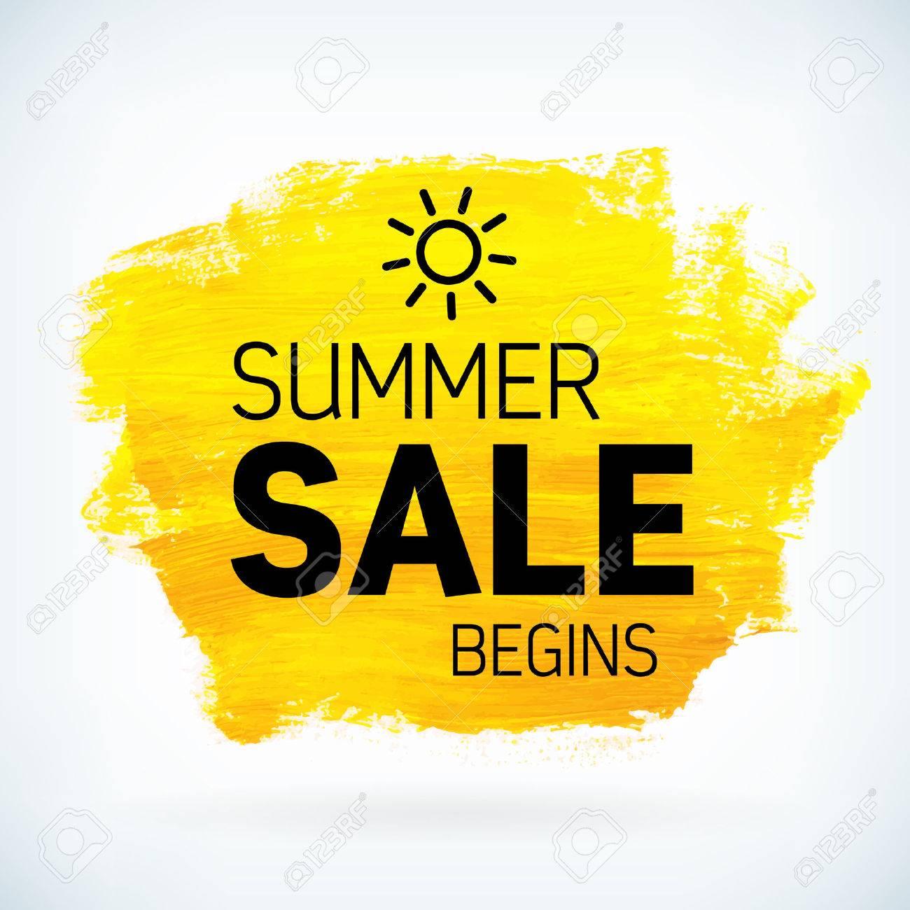 wann beginnt der sommerschlussverkauf