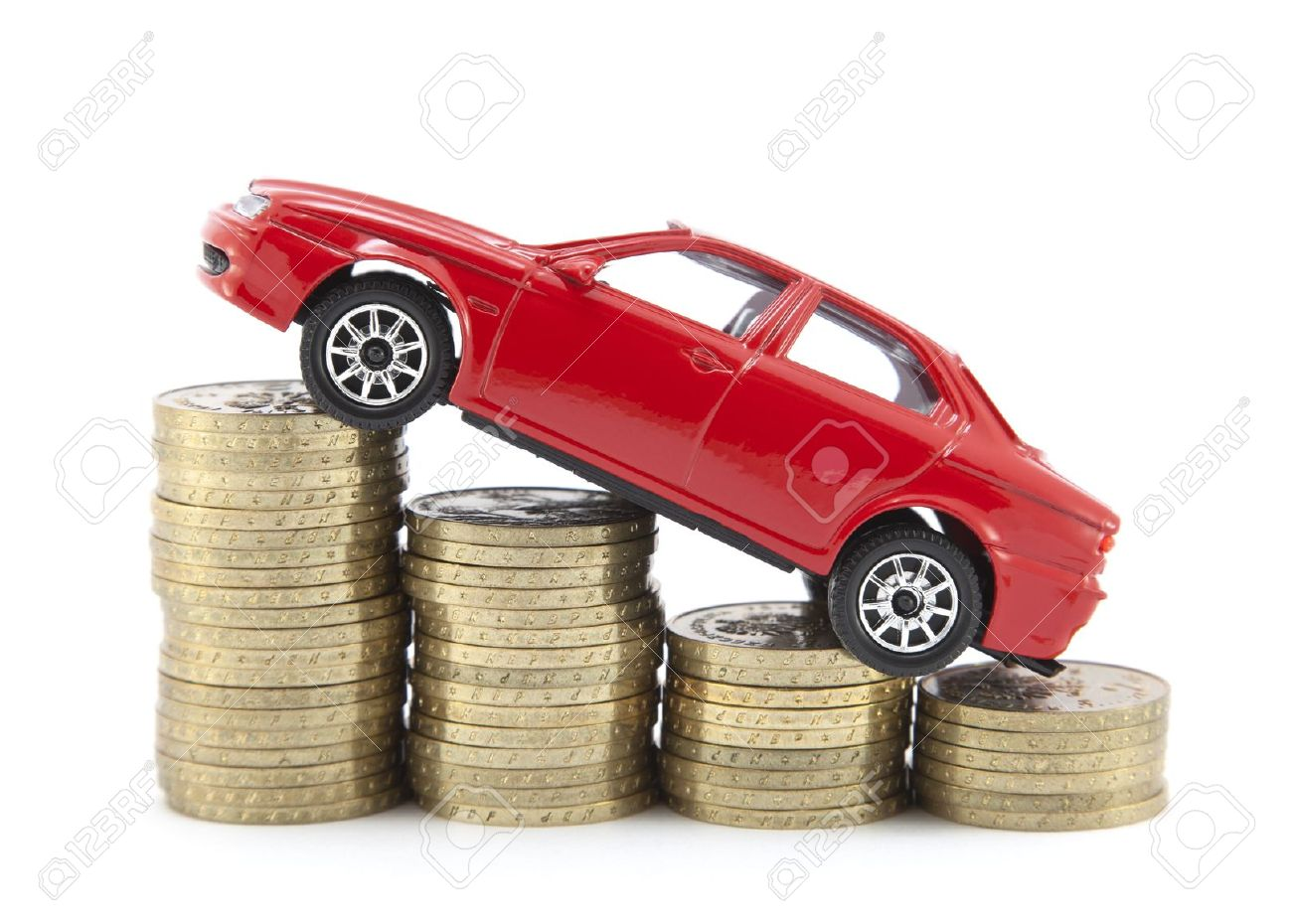 Saving Money For A Car Stock Photo, Picture And Royalty Free Image ...