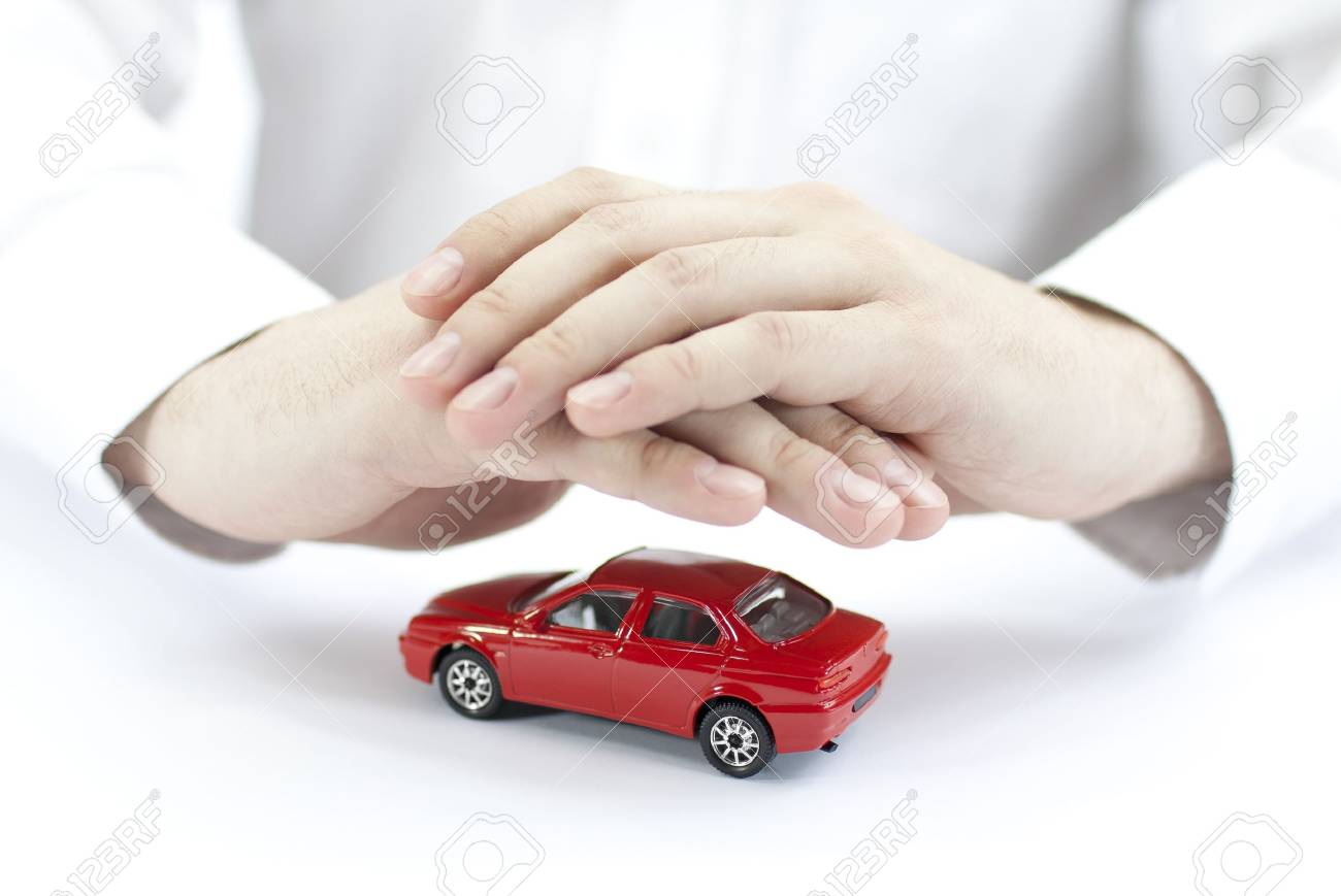Protect your car Stock Photo - 8384036