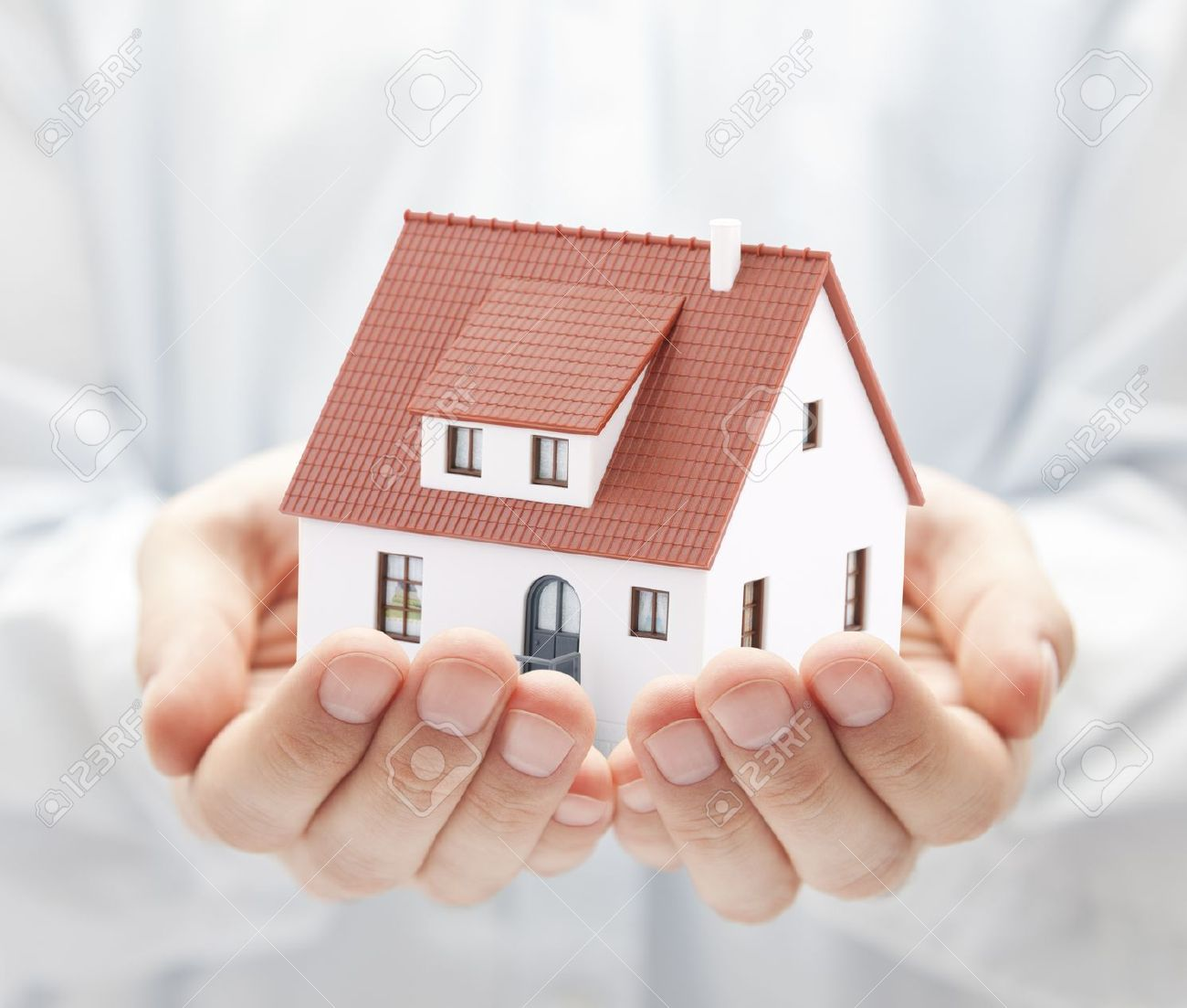 Your new house Stock Photo - 11296344