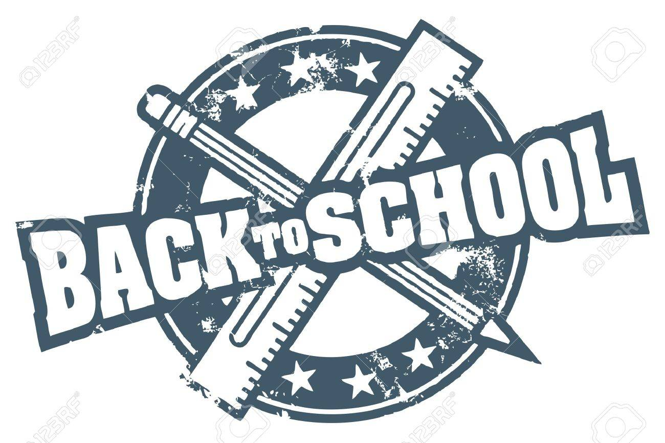 Back to School Stamp - 10104443