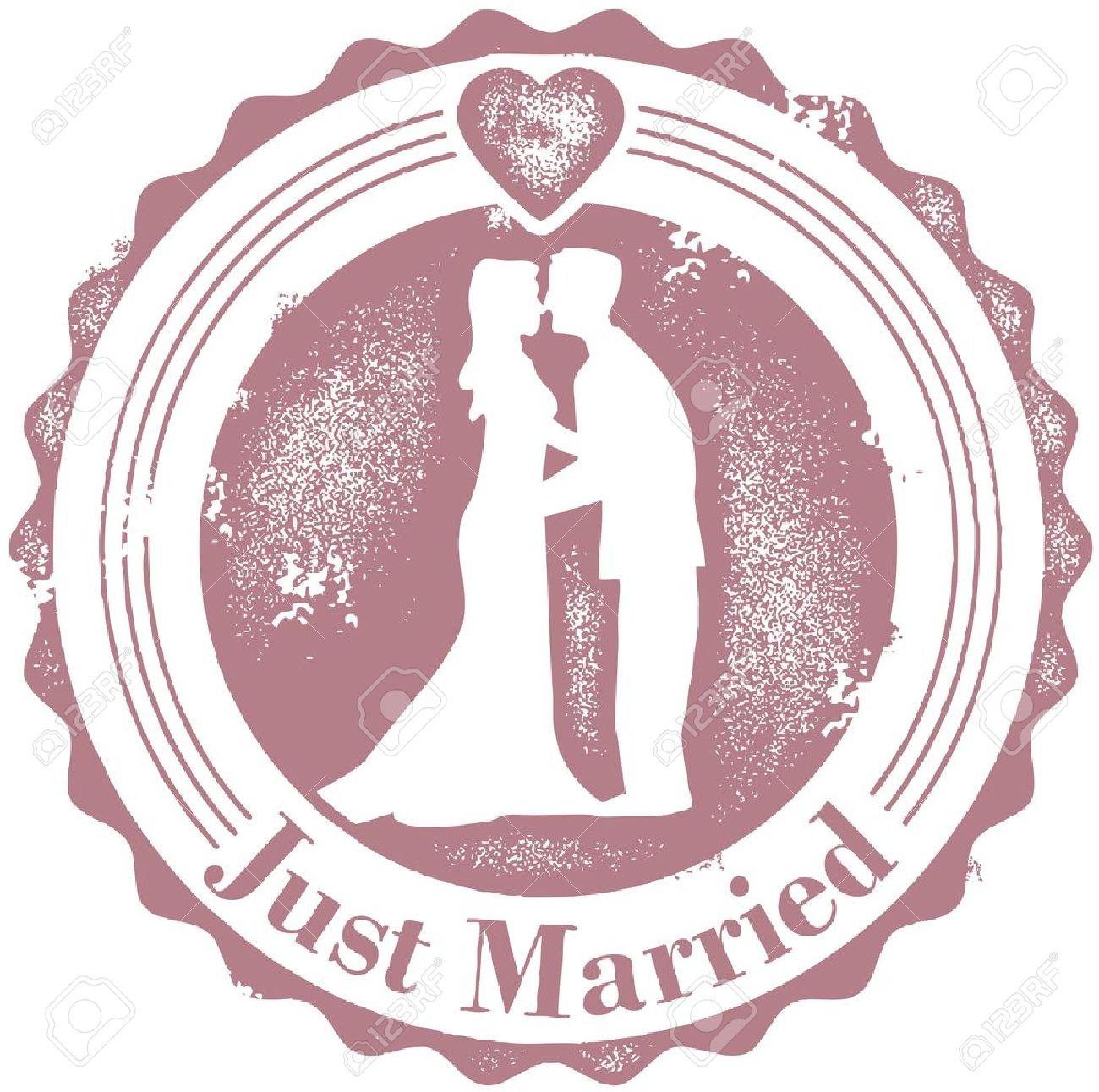 Timbres de mariée vintage