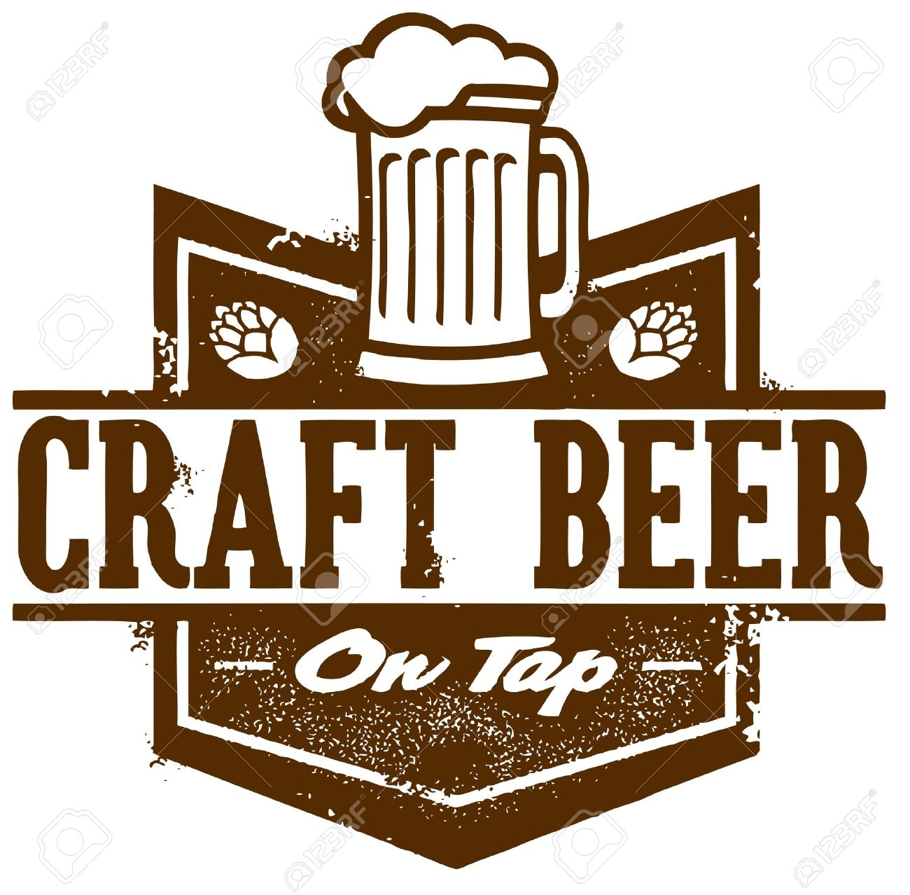Craft Beer on Tap - 14651217