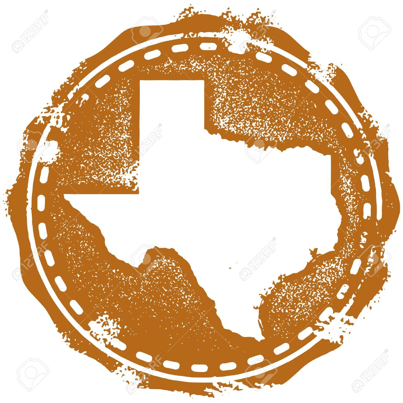 State of Texas Vector Logo State Vintage Texas State