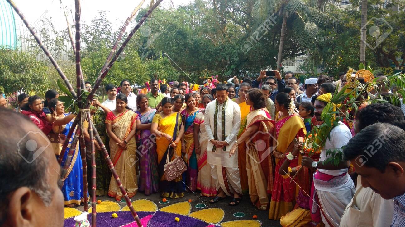 Visakhapatnam, Andhra Pradesh, India, 12th JANUARY, 2019: Part
