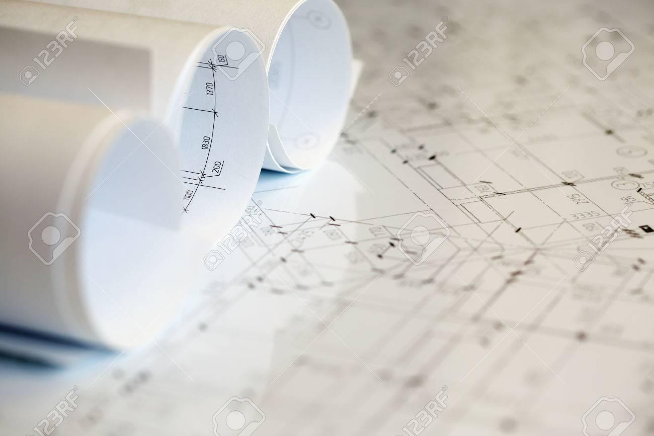 construction plans - 44752830