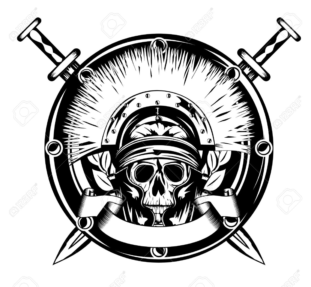 http://previews.123rf.com/images/ss1001/ss10011203/ss1001120300015/12889366-image-skull-in-helmet-and-shield-and-crossed-sword--Stock-Vector.jpg