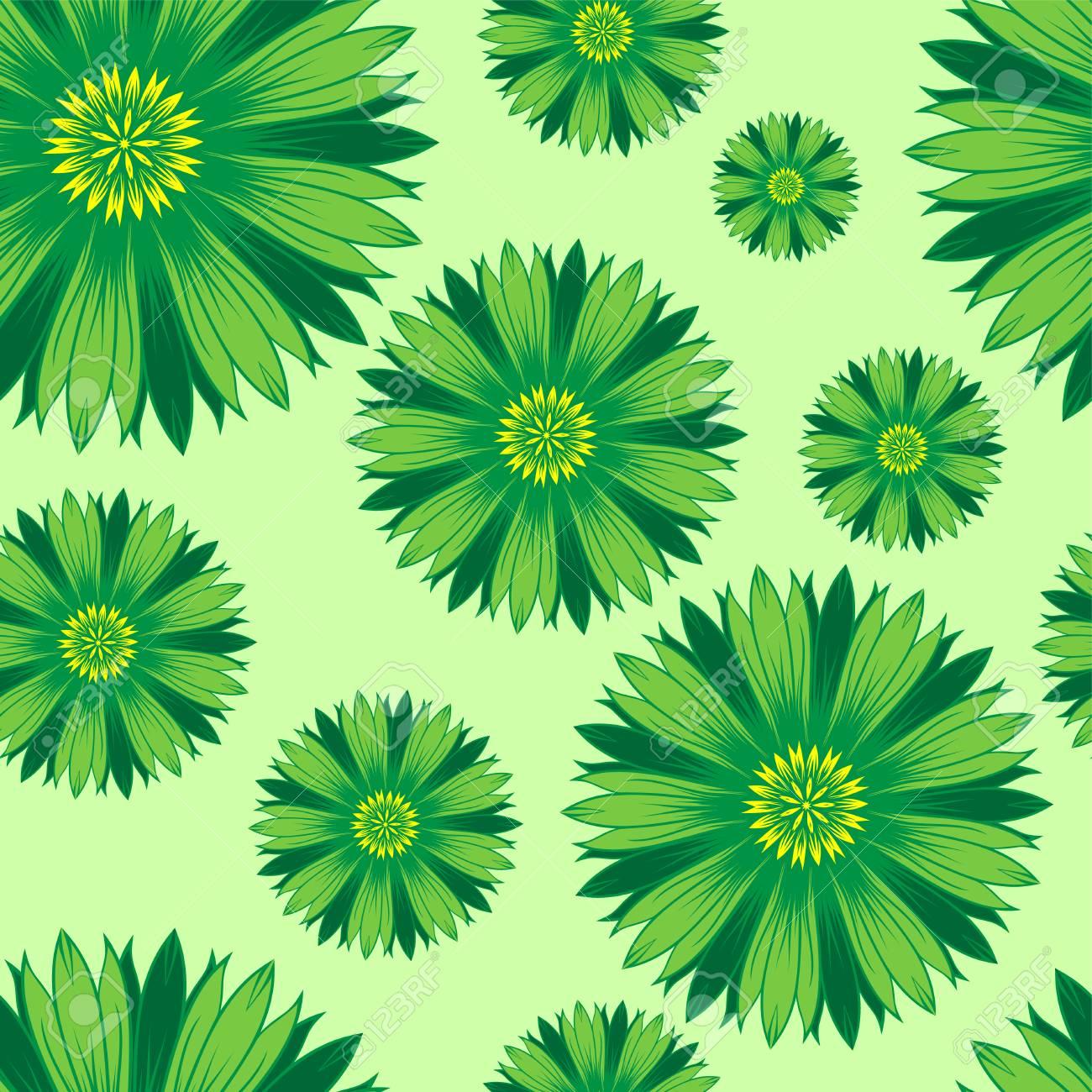 Vettoriale Illustrazione Vettoriale Sfondo Verde Senza Soluzione