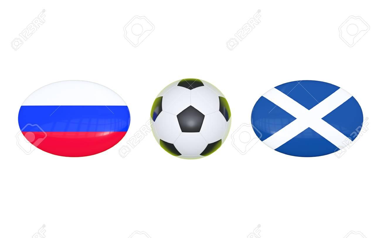 Russia 2020 Schedule.Stock Illustration