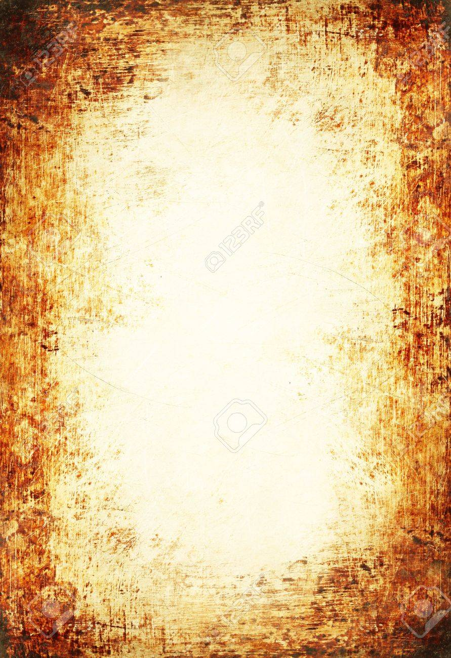 Grunge frame Stock Photo - 4252803