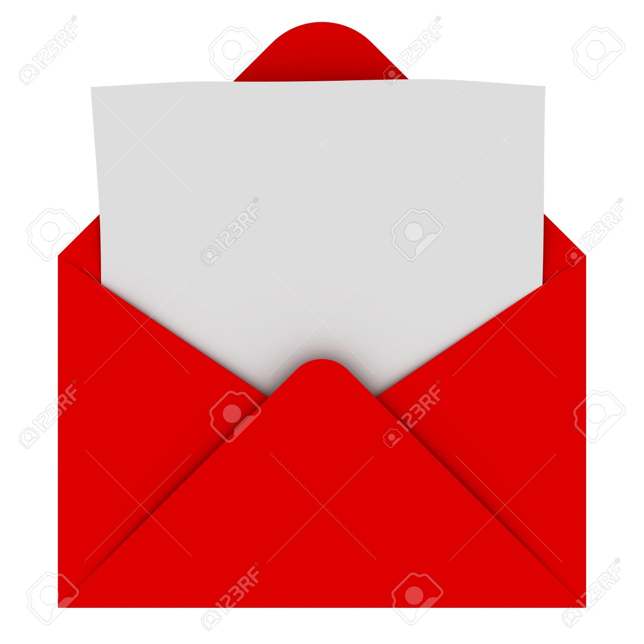 envelope with blank letter stock photo picture and royalty free