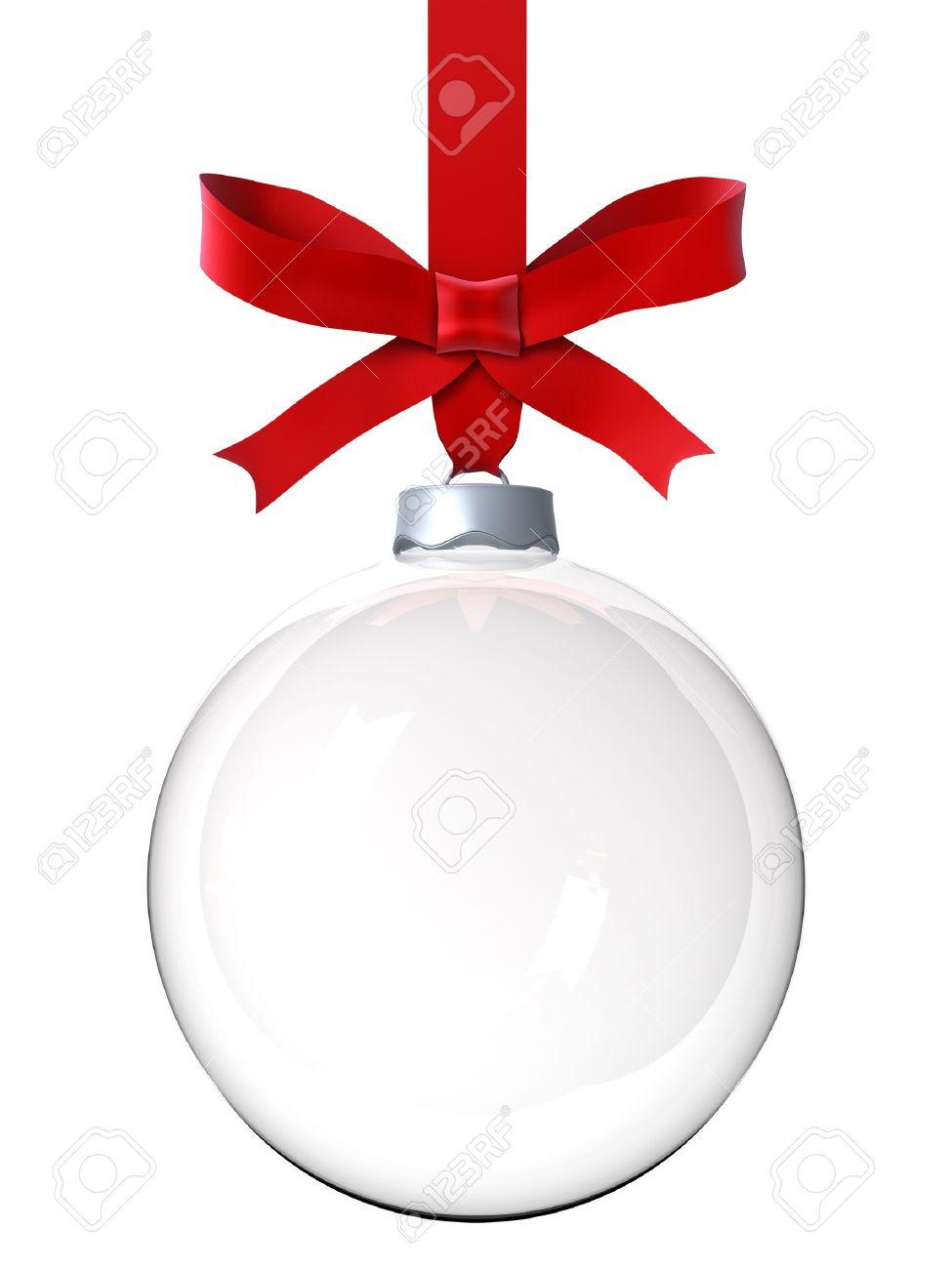 Empty Christmas ornament Stock Photo - 8379185