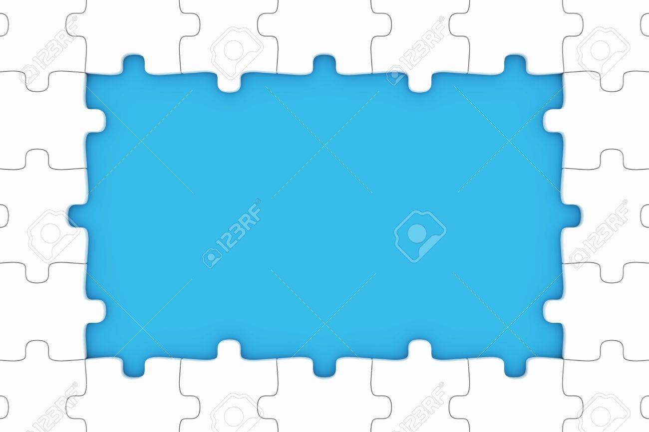Puzzle Piece Frames Puzzle Pieces Frame Puzzle