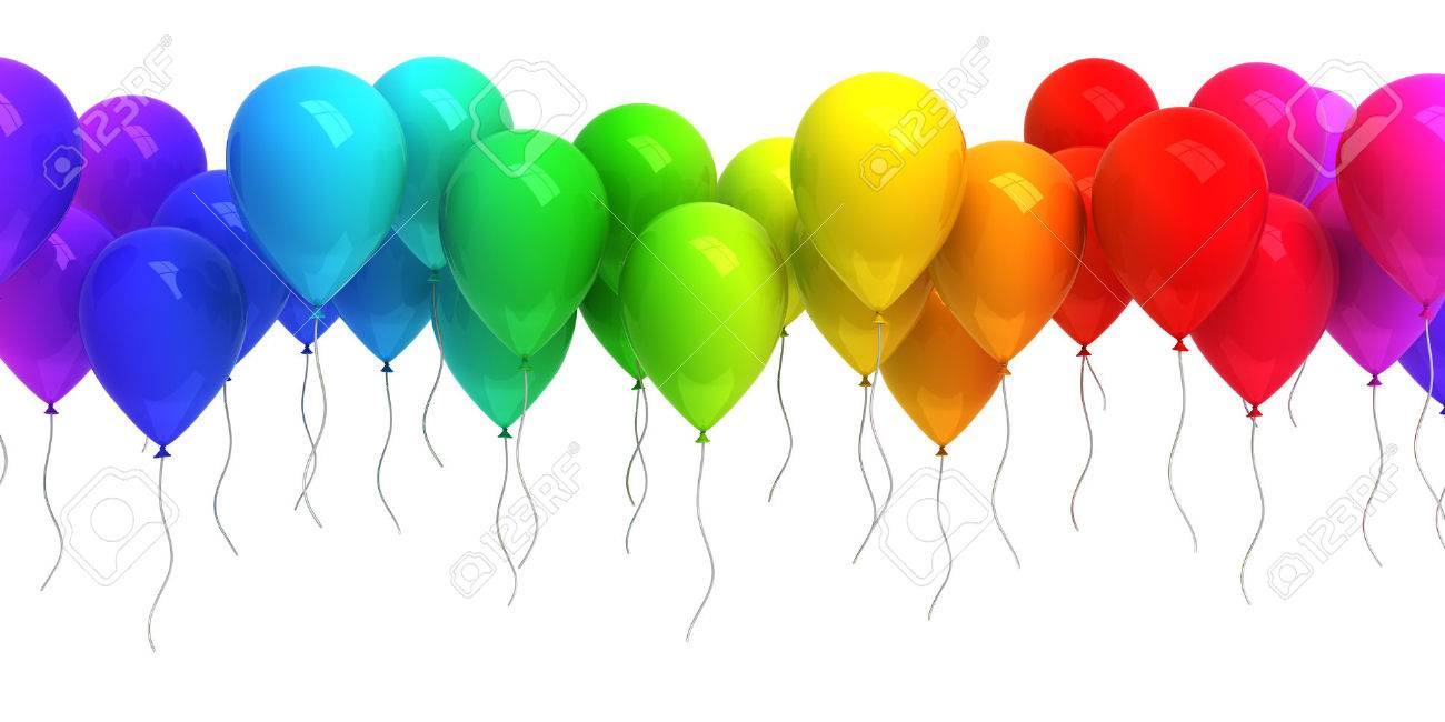 Colorful balloons - 31627465