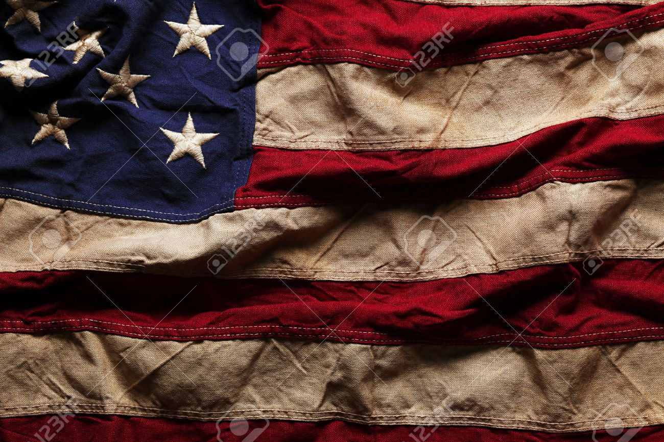 d81d8207231 Old american flag background for memorial day or of july stock photo jpg  1300x866 Old american